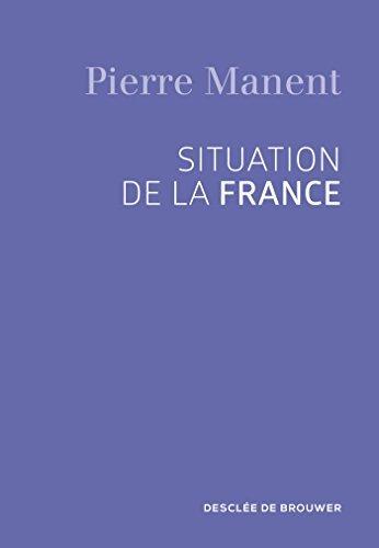 Situation de la France