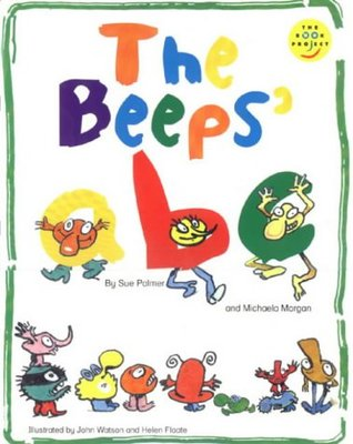 Beeps ABC: Read-Aloud (Longman Book Project)