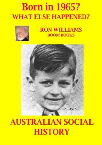 Born in 1965? What Else Happened? (Born in 19XX?) (Volume 27)