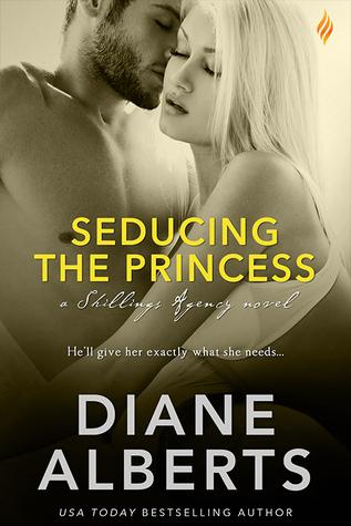 Seducing the Princess by Diane Alberts