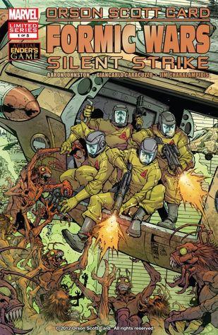Formic Wars (Silent Strike, #1)