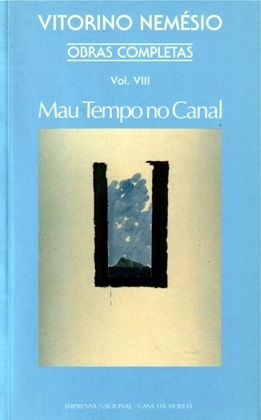 Mau tempo no canal by vitorino nemsio mau tempo no canal fandeluxe Image collections