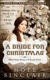 A Bride for Christmas by Hope  Sinclair