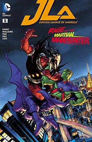 JLA: Justice League of America #5
