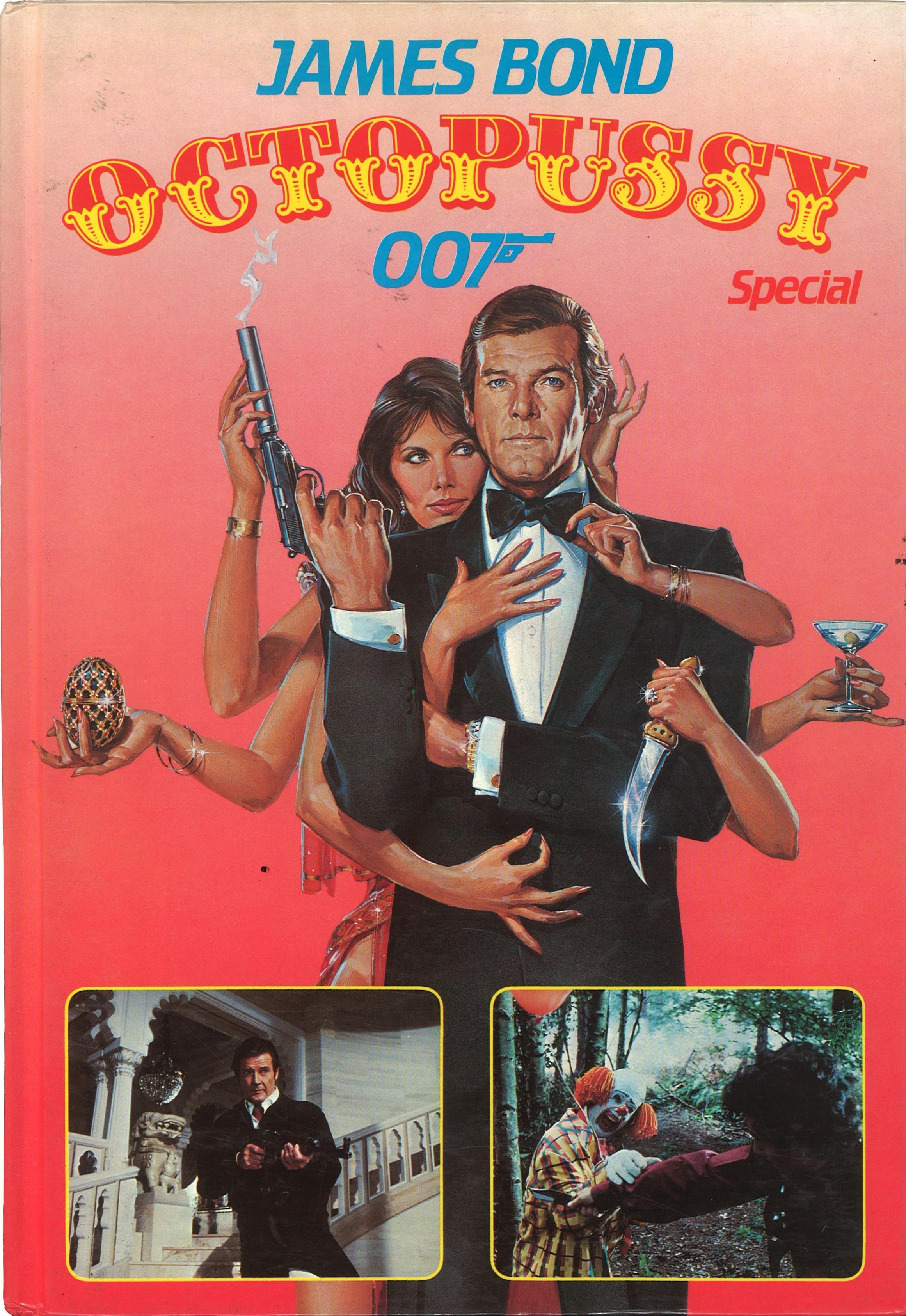 James Bond Octopussy 007 Special