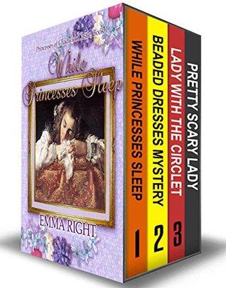 While Princesses Sleep, Princess Book Set(Princesses of Chadwick Castle Adventures 1-4)