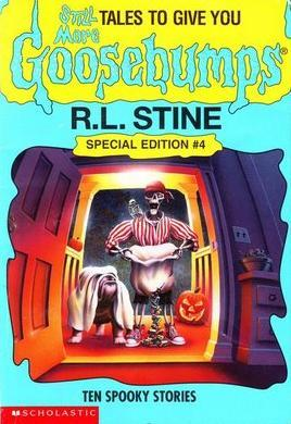 Still more tales to give you goosebumps by rl stine 865745 fandeluxe Gallery