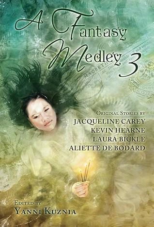 A Fantasy Medley 3(The Iron Druid Chronicles 0.3 - Goddess at the Crossroads)