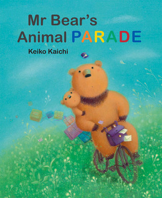 Mr. Bear's Animal Parade