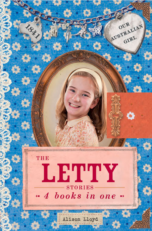 The Letty Stories: 4 Books in One