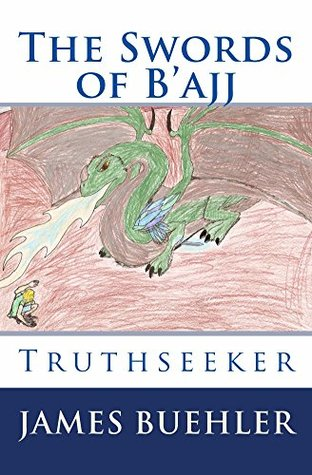 The Swords of B'ajj: Truthseeker Commemorative Cover