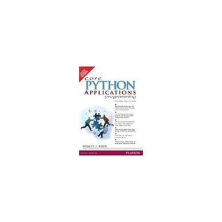 3rd core python pdf programming applications edition