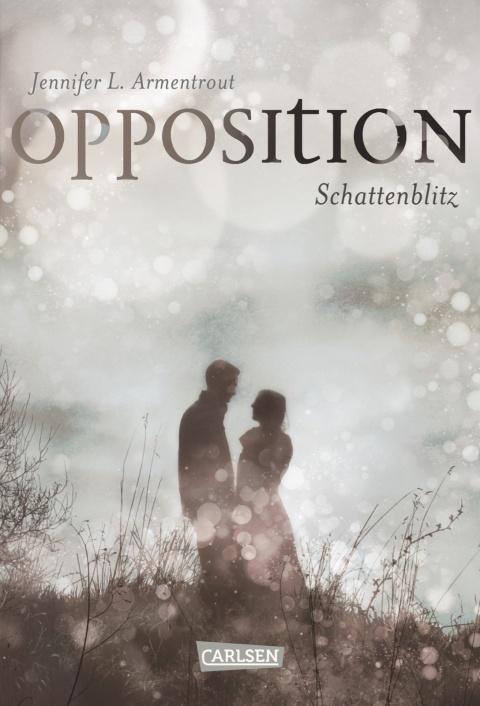 Opposition - Schattenblitz (Obsidian, #5)