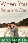 When You Return to Me (Broslin Creek, #6.5)