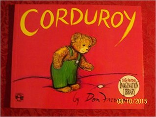 Corduroy (Dolly Parton's Imagination Library)