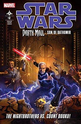 Darth Maul - Son of Dathomir #2