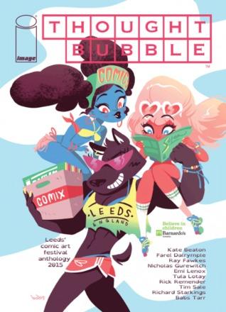 Thought Bubble Anthology 2015 by Clark Burscough