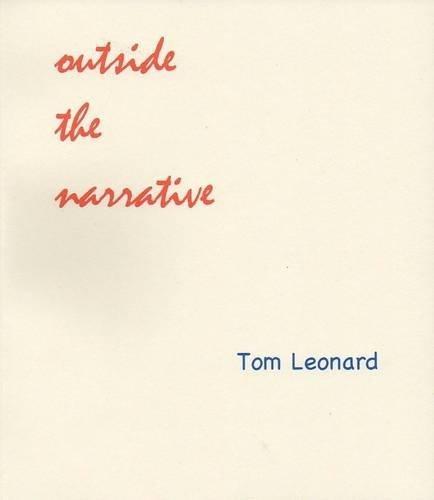 Outside the Narrative: Poems 1965 - 2009