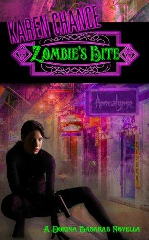 Zombie's Bite (Dorina Basarab, #0.1)