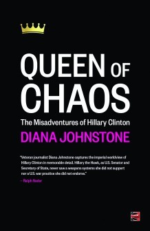 Queen of Chaos: The Misadventures of Hillary Clinton