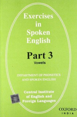 Exercises In Spoken English Book 3