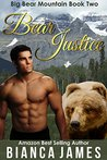 Bear Justice (Big Bear Mountain #2)
