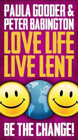 Love Life Live Lent Adult and Youth single copy: Be the Change!