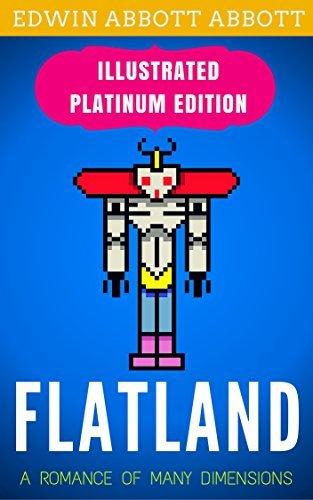 Flatland: Illustrated Platinum Edition (Free Audiobook Included)