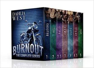 Burnout: The Complete Series (Burnout, #1-5)