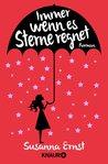 Immer wenn es Sterne regnet by Susanna Ernst