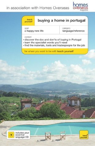Buying a Home in Portugal Book/CD Pack