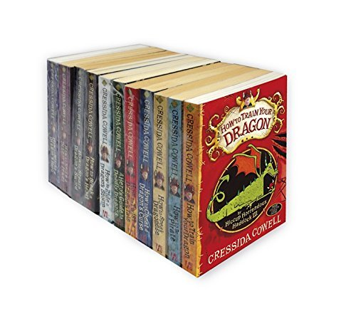 How to Train Your Dragon: Books 1-11 Pack