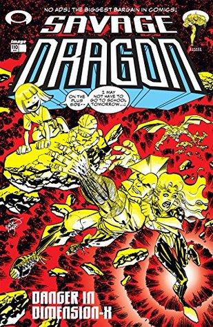 Savage Dragon #110