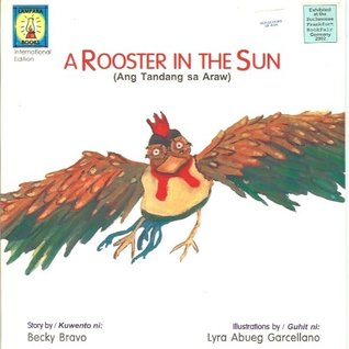 A Rooster In The Sun