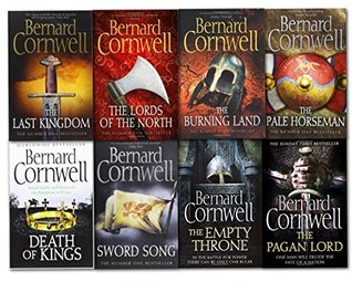 Bernard cornwell warrior chronicles series 8 books set by bernard bernard cornwell warrior chronicles series 8 books set the pagan lord death of kings fandeluxe Images