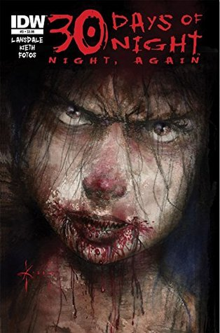 30 Days of Night: Night, Again #3
