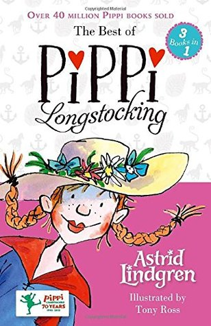 The Best of Pippi Longstocking (3 books in 1)