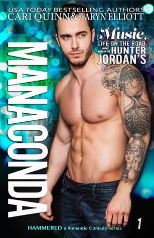 Manaconda (Hammered, #1)
