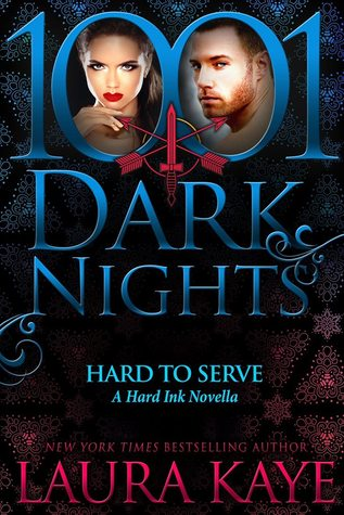 Hard to Serve (Hard Ink, #4.7; Blasphemy #0.5)