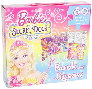 Barbie and the Secret Door Jigsaw Set