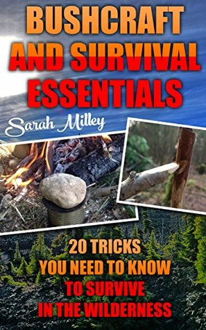 Bushcraft and Survival Essentials: 20 Tricks You Need To Know To Survive In The Wilderness: (Bushcraft, Bushcraft Outdoor Skills, Bushcraft Carving, Bushcraft ... Survival Books, Survival, Survival Books)