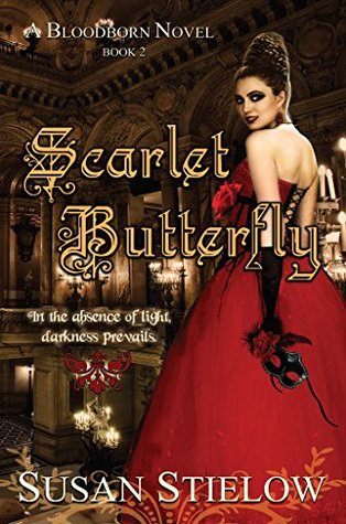 Scarlet Butterfly (Bloodborn Series Book 2)