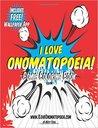 Comic Coloring Book: I Love Onomatopoeia!
