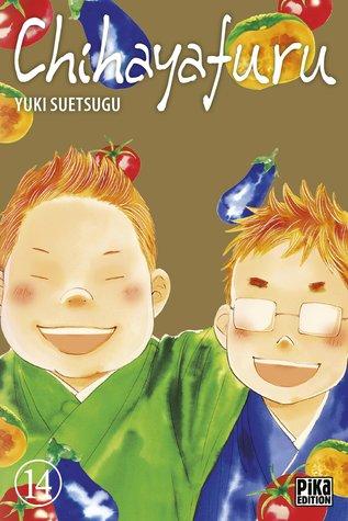 Chihayafuru T14 por Yuki Suetsugu