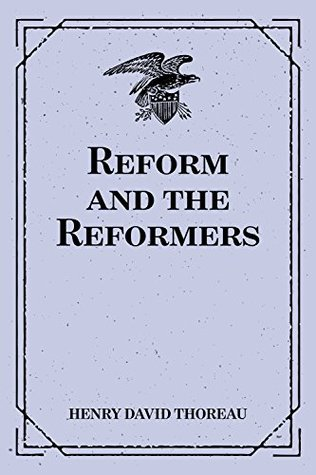 Reform and the Reformers