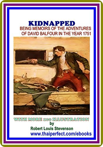 Kidnapped by Robert Louis Stevenson :