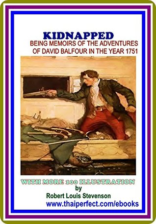 Kidnapped by Robert Louis Stevenson :