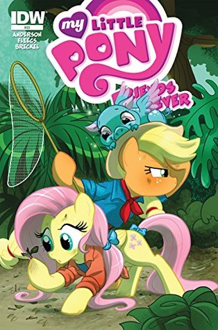 My Little Pony: Friends Forever #23 (My Little Pony Friends Forever Graphic Novel)