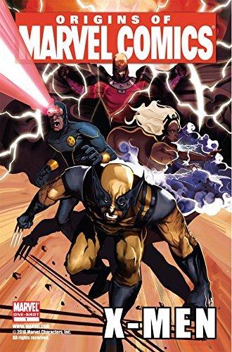 Origins of Marvel Comics: X-Men #1