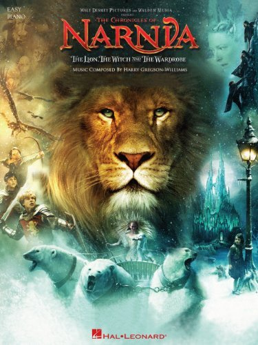 The Chronicles of Narnia Songbook: The Lion, the Witch and The Wardrobe Easy Piano